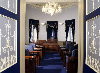 Last week's Dáil vote on closing the Seanad was deferred - but the final vote of TDs comes at 10:40pm this evening.