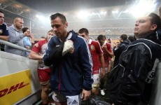 Simon Zebo called into Lions squad, yet Bowe still given hope of return