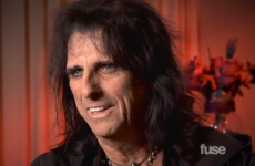 Alice Cooper wants Mumford and Sons and The Lumineers to 'Eat a steak'