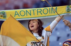 22 signs that you're an Antrim sports fan