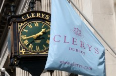 Storm-damaged Clerys store to stay closed for days