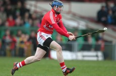 Cork name their team for U21 Munster hurling semi-final