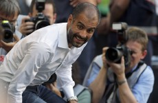 Guardiola slaps new signing Thiago as Bayern lose Super Cup to Dortmund