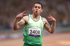 Jason Smyth clinches double with 100m gold at world championships