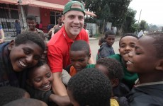 In pics: Madigan and Cullen visit Ethiopia with GOAL