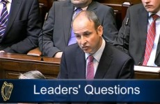 Micheál Martin: The people cannot stand the department's 'mumbo jumbo'