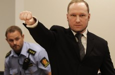 Anders Behring Breivik wants to study political science at Oslo University
