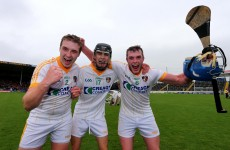 Ryan 'amazed' by sensational Antrim U21 triumph