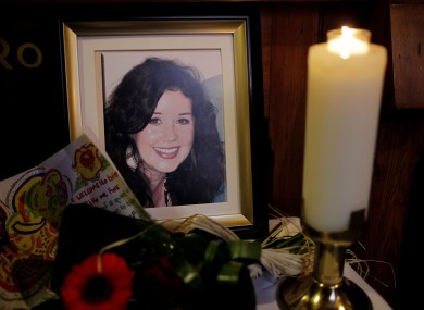 Irish woman Jill Meagher, who was tragically murdered in Melbourne