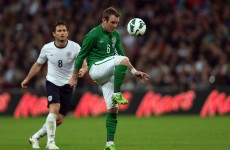 Glenn Whelan predicts bright James McCarthy future with 'top Premier League side'