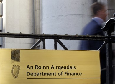 Some positions will be filled in the Department of Finance
