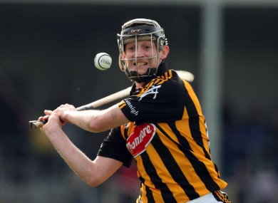 Martin Comerford in action for the Cats in 2008.