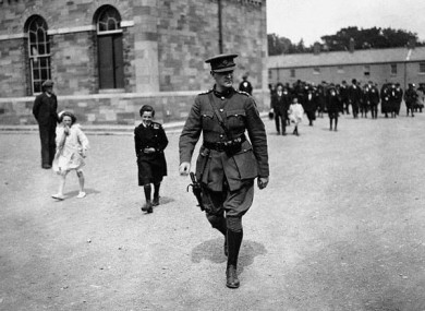 General Michael Collins August 1922 Ireland.