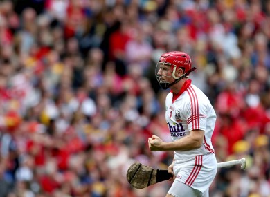 Nash: one of the top candidates for Hurler of the Year.