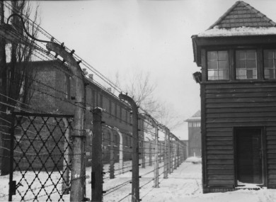 Auschwitz 1, in Poland