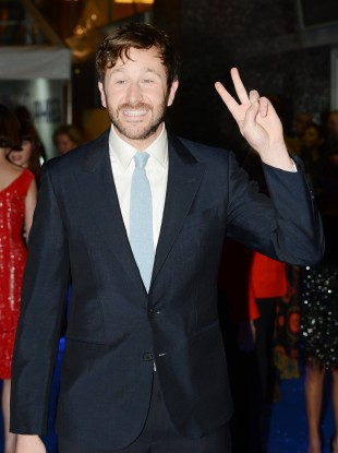 Chris O'Dowd provides the voice - but not the face - of Puffin Rock.