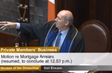'You were in bed with the banks!': The Dáil has had its first row of the new term