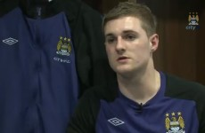 Interview: Lawlor pulling out all the stops at Man City