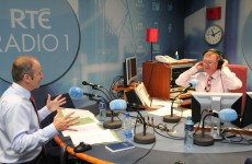 Micheál Martin on SF or FG coalition: 'Ridiculous' to talk about who will be in power