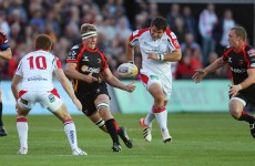 Anscombe demands better from 'lethargic' Ulster
