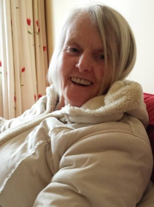 Missing woman Margaret (Peggy) Mangan.