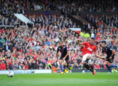 RVP converts the penalty.