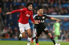 As it happened: Manchester United v Bayer Leverkusen, Champions League