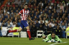 Atletico spoil Bale's home debut in Madrid derby