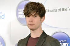 James Blake wins Mercury Prize with Overgrown