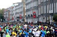 Man collapses and remains in serious condition in hospital after Dublin marathon