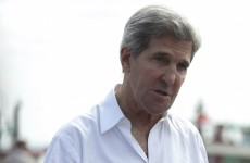 "Raids show terrorists ""can run but they can't hide"" — John Kerry"