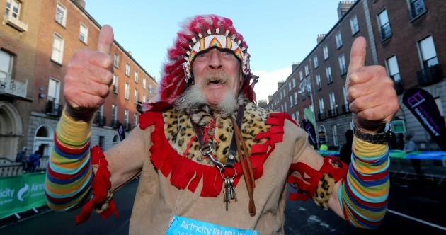 The agony and ecstasy: Some of our favourite images from the 2013 Dublin City Marathon