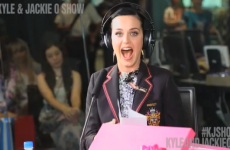 Summer Heights High's Ja'mie surprised Katy Perry with a phone call