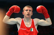 Barnes and Ward book places in quarter-finals, McComb bows out in Kazakhstan