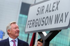 No regrets for Fergie as he enjoys life after managment