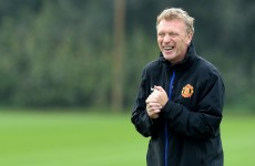 David Moyes: I'm the right man for Manchester United job