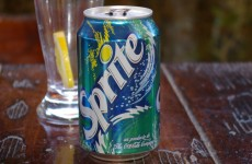 Sprite found to be the best drink to cure those hangovers