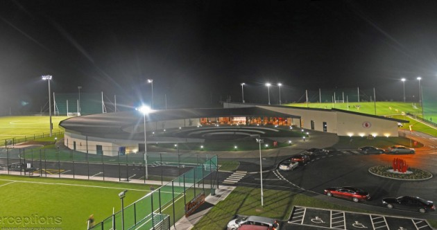 This is Tyrone's new €8 million GAA headquarters