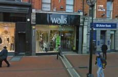 Employees at Wallis on Grafton Street to go on strike today