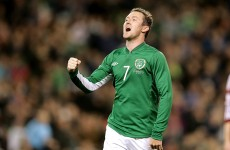 O'Neill singles out widemen McClean and McGeady for praise