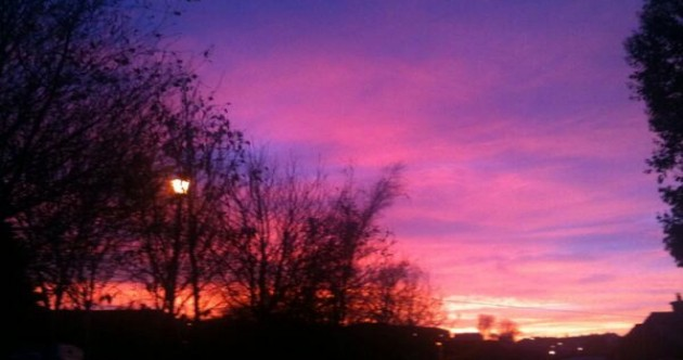 Readers' photos of our delightful winter sky