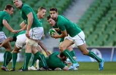 Ireland v Samoa: 3 key battles to get Joe Schmidt off to a winning start