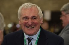 Bertie Ahern assaulted by man with a crutch in Dublin pub