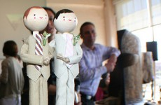 Gay rights groups welcome marriage
