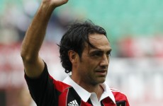 Italian football legend Alessandro Nesta confirms his retirement