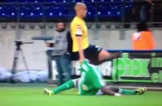 VIDEO: French defender hit with 10-game ban for leg-breaking tackle