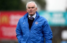'UK interest' in Drogheda United manager's job