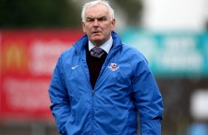 Mick Cooke replaces Roddy Collins as Athlone Town boss