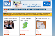 Breach on new driving licence website affects 721 people