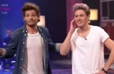 One Direction in mortifying technical TV disaster… it's The Dredge
